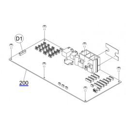 EPSON P800 Main Board - 2166160