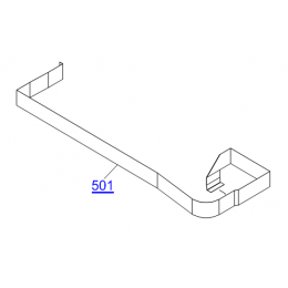 EPSON L655 Head Cable - 2168787