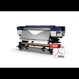 EPSON SureColor S40600/S40610/S40650/S40670 Parts Manual