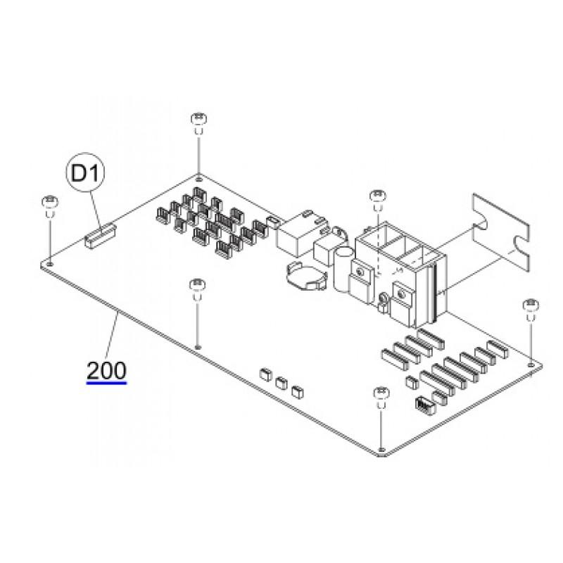 Epson P800 Main Board