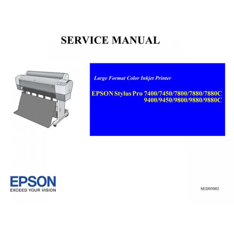 epson 9880 9450 9400 7880 7800 7450 7400 service manual rh sdott parts com Epson Stylus DX8400 Driver for Mac Epson Stylus DX8450 Drivers Mac OS X
