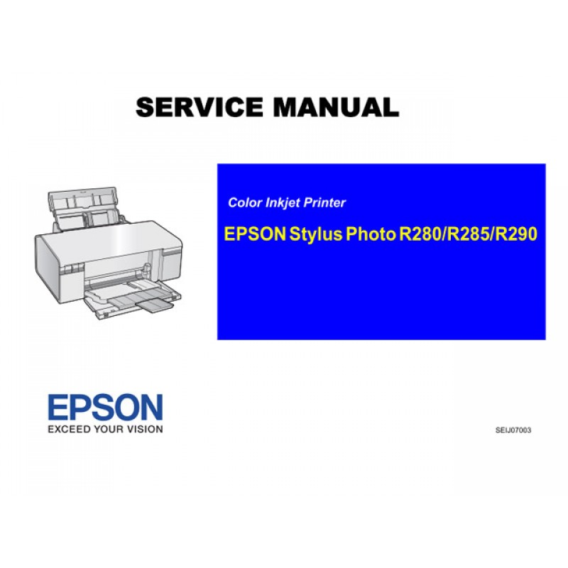 epson r290 r280 r285 service manual rh sdott parts com epson stylus photo r280 manual epson stylus photo r280 user manual