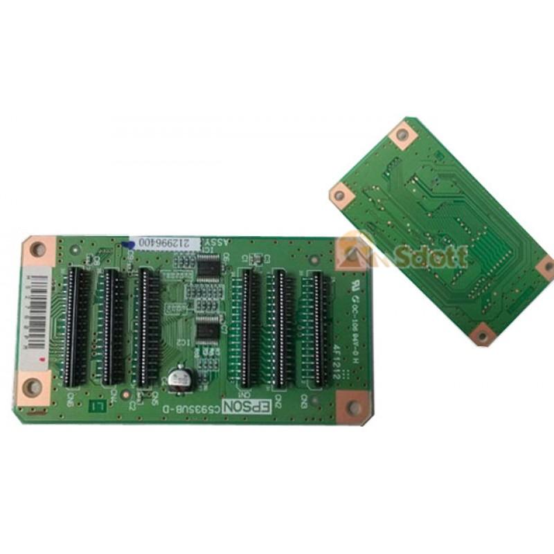 621bc4bbe06c EPSON Pro 4880/4800/4450 C593_Sub-D Board 6095B - 2129964