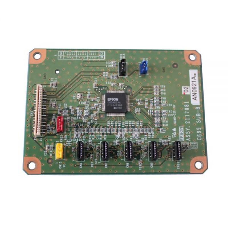 0b712cf98791 EPSON Pro 7880/7450/9880/ 9450 Sub Board 6336A - 2117081