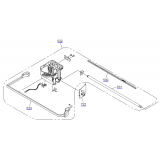 EPSON L800 Carriage ASSY - 1552781