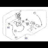 EPSON P800 MOTOR ASSY - 1665114-1695182