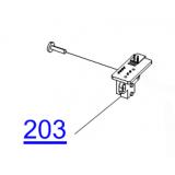 EPSON L200/STYLUS SX125 PCB FEED ENCODER  -  2132562