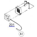 EPSON P10000/P20000  DC FAN MOTOR - 2164720
