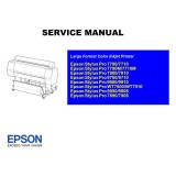 EPSON Stylus Pro 7890 7908 9890 9908 WT7900 WT7910 Service Manual