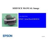 EPSON R300 R310 Service Manual