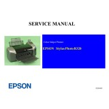 EPSON R320 Service Manual