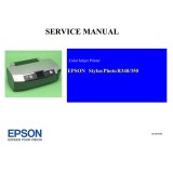 EPSON R340_350 Service Manual