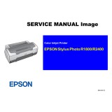 EPSON R1800_R2400 Service Manual