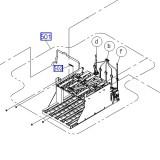 EPSON B6000/B6070/B6080 HOLDER ASSY.,IC,ASP - 1608420
