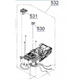 EPSON SureColor SC-S50600/S50610/ S70600/S70610 Pump Cap Assy/Cleaning Unit - 1740520 - 1652408