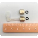 EPSON  4000/4450/4800/4880 Joint Screw,O ring,long L tube(Imitation)-1614680,1091107,1249356