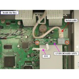 EPSON Pro GS6000 LVDS I/F Board - 2123043