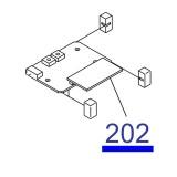 EPSON R3000 Sub Board - 2130133
