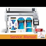 EPSON SureColor F6200 F6000 F6070 B6000 B6070 Service Manual