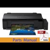 EPSON L1300 Parts Manual