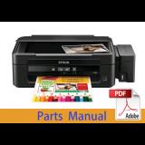 EPSON L210/L211 Parts Manual
