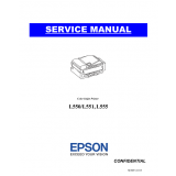 EPSON L550/L551/L555 Service Manual