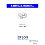 EPSON L565/L566 Service Manual