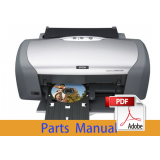 EPSON StylusPhoto R220 R230 Parts Manual