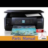 EPSON XP-520 Parts Manual