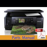 EPSON XP-620/XP-621/XP-625 Parts Manual