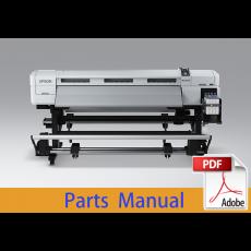 EPSON SureColor F7000 F7070 Parts Manual