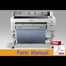 EPSON SureColor T5000 T5050 T5070 Parts Manual