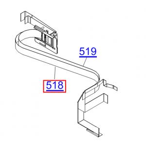 EPSONL110/L210/L300/L310/L350/L355/L365/L366 Head Cable - 2145558