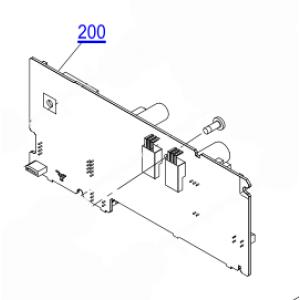 EPSON L365 L366 BOARD ASSY.,MAIN-2166055