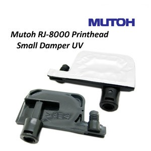 Mutoh RJ-8000 Printhead Small Damper UV