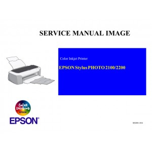 EPSON 2100_2200 Service Manual