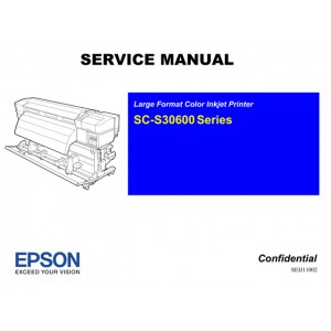 EPSON SureColor S30600 Service Manual