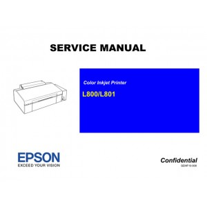 EPSON L800_L801 Service Manual