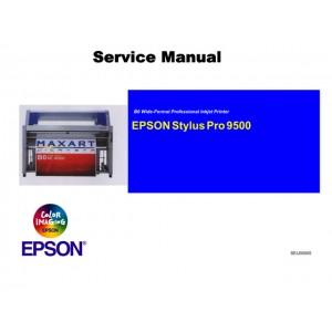 EPSON StylusPro 9500 Service Manual