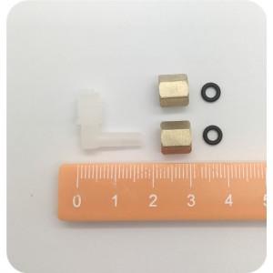 EPSON  4000/4450/4800/4880 Joint Screw,O ring,short L tube (Substitute) -1614680,1091107,1235237