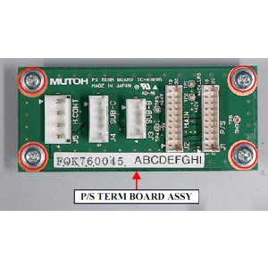 EPSON Pro GS6000 Power Supply Term Board - 2122756