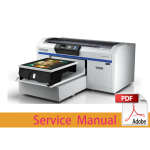 EPSON SureColor F2000 Service Manual
