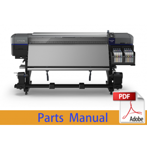 EPSON SureColor F9300 F9330 F9340 F9350 F9360 F9370 Parts Manual