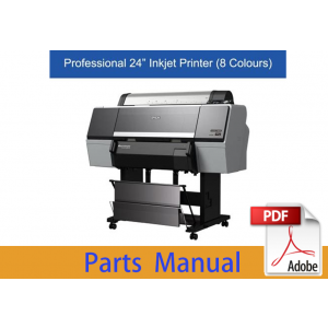 EPSON SureColor P6000 P6050 P6070 Parts Manual