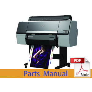 EPSON SureColor P7000 P7050 P7070 Parts Manual