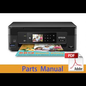 EPSON XP-402/XP-405/XP-406 Parts Manual