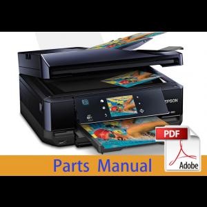 EPSON XP-820/XP-821 Parts Manual