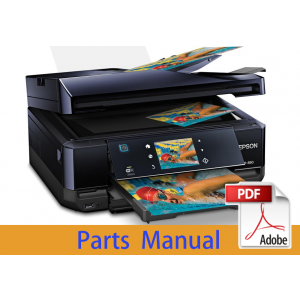 EPSON XP-830 Parts Manual