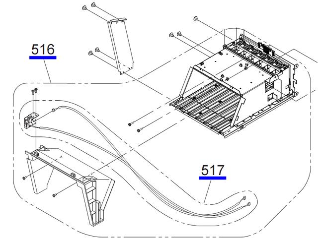 epson pro 7890  9890 left ink holder 1550865 epson 7890 service manual pdf epson pro 7890 manual