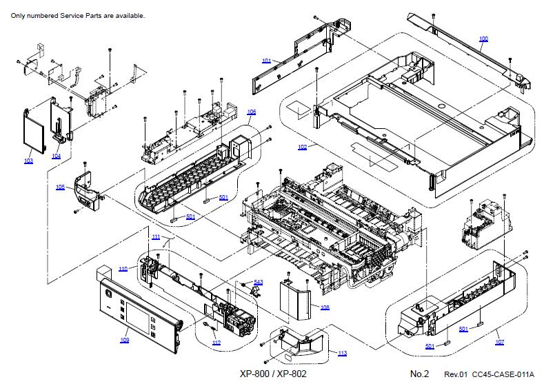 Epson Xp 800 Manual